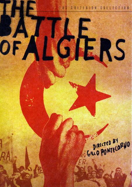 Battle of Algiers - poster