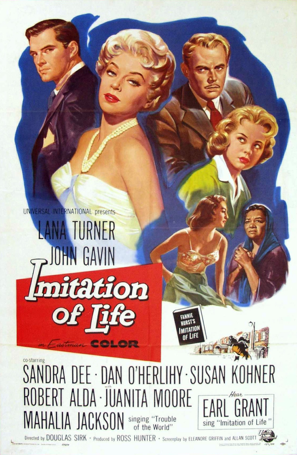 Poster - Imitation of Life (1959)_01