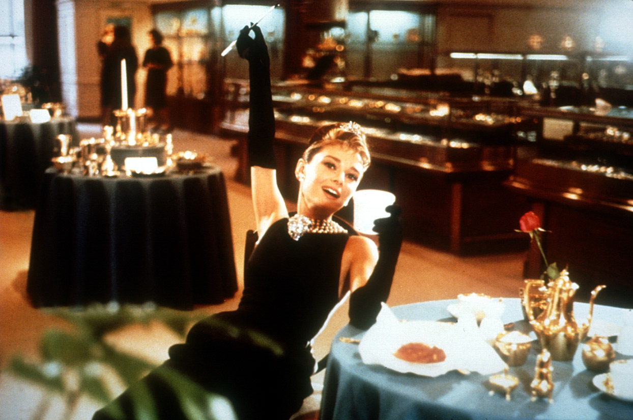 Breakfast at tiffany s 1961 blake edwards niall for Breakfast at tiffany s menu