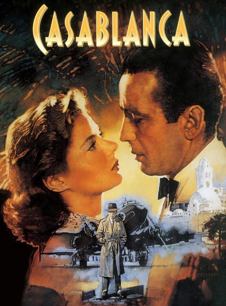Casablanca One Sheet