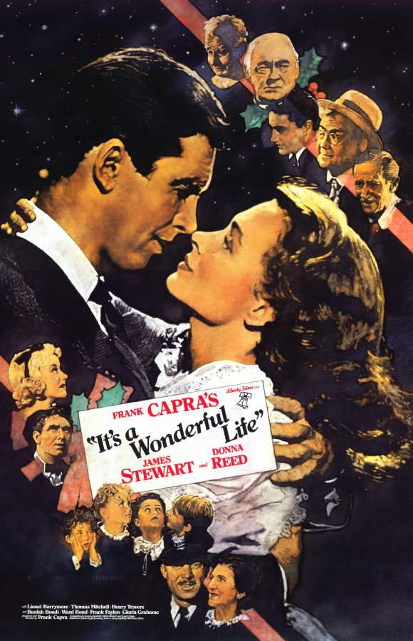 Its A Wonderful Life Is Set In The Fictional Town Of Bedford Falls Which Representative An Idealistic American Community Story Revolves Around