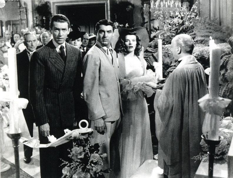 Katharine Hepburn_023 (The Philadelphia story wedding)