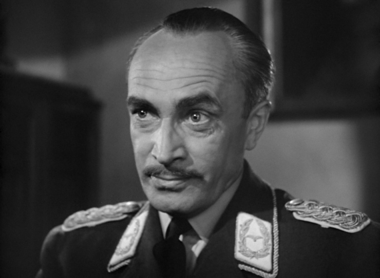 Major Strasser