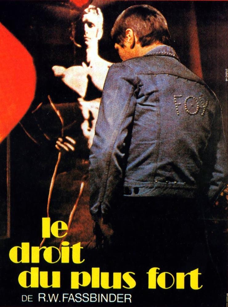 LE DROIT DU PLUS FORT - French Poster 2