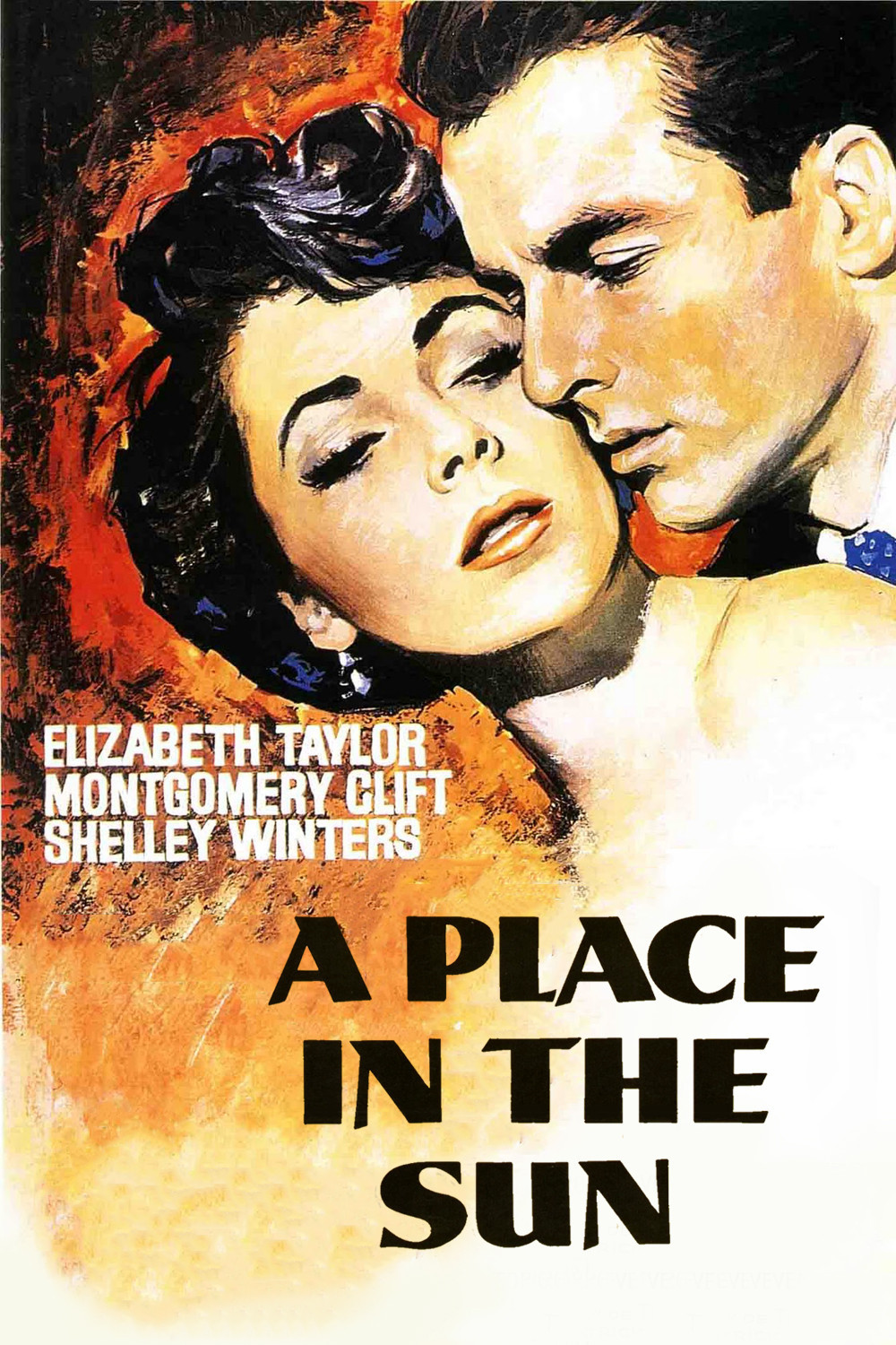 A Place In The Sun 1951 Review