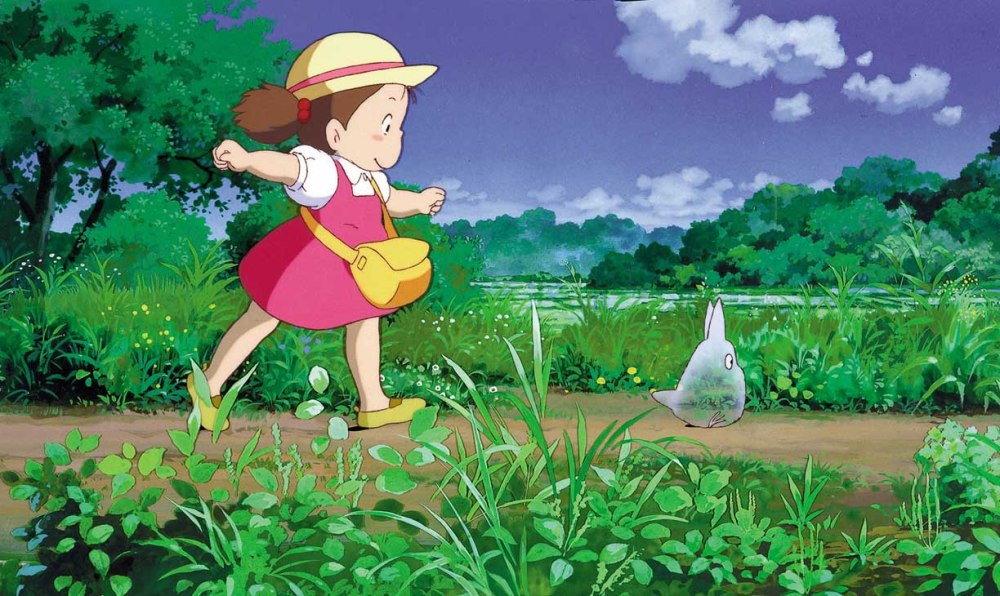My Neighbor Totoro screen4