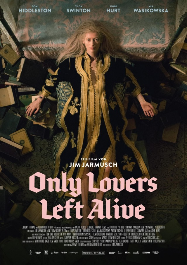 Only Lovers Left Alive (2014) – Jim Jarmusch (Claire Sharp