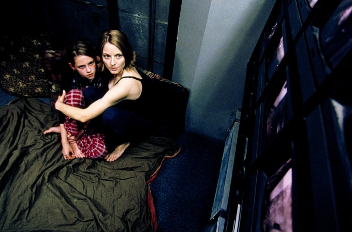 Panic Room In The House