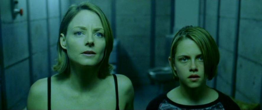 Panic Room 2002 David Fincher Mikhail Karadimov A World Of Film