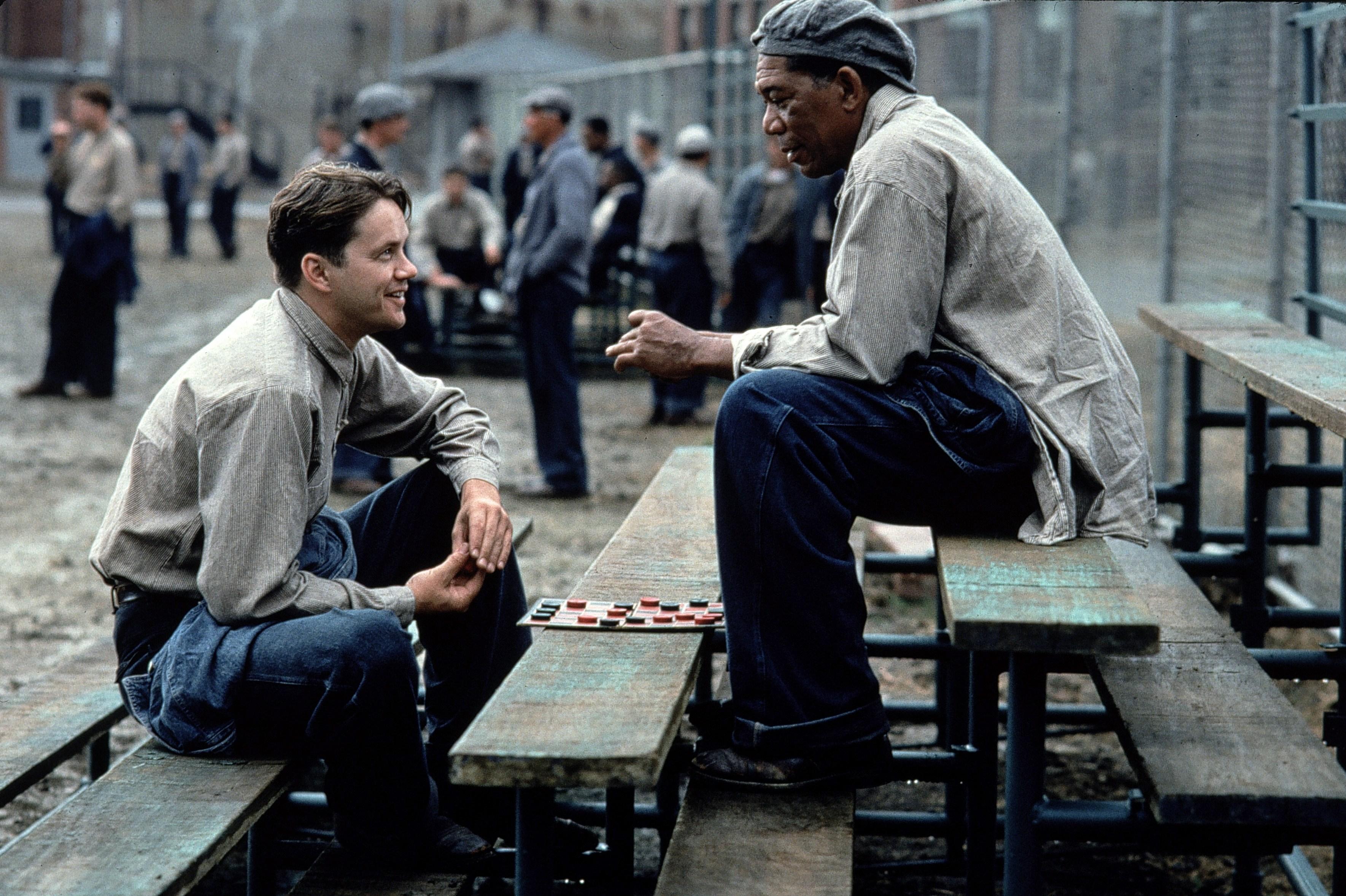 The Shawshank Redemption Blu-ray