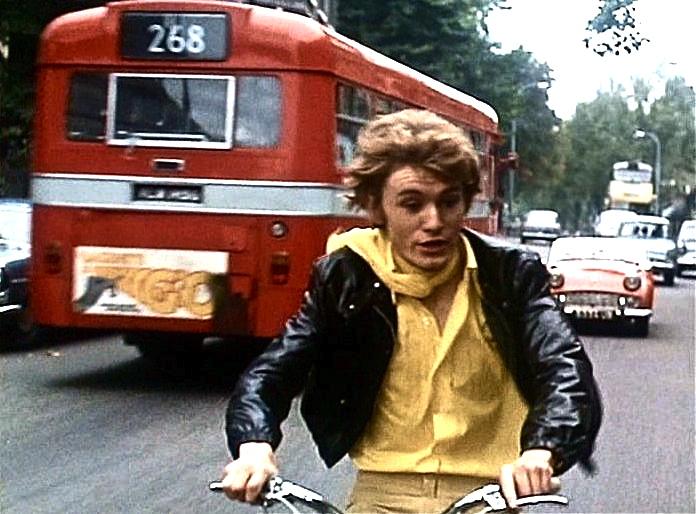 Les Bicyclettes de Belsize (1969)