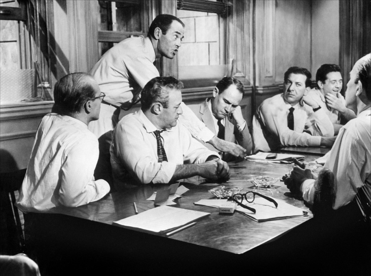 12 angry men 1957 sidney lumet niall mcardle a world of film 12 by prodeoetpatria wordpressdotcom 12 angry men