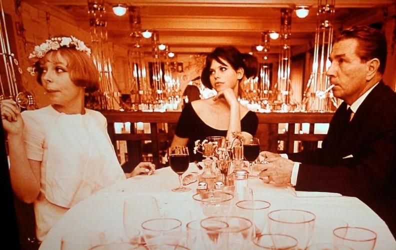 Table Manners Czech Daisies Věra Chytilová 1966